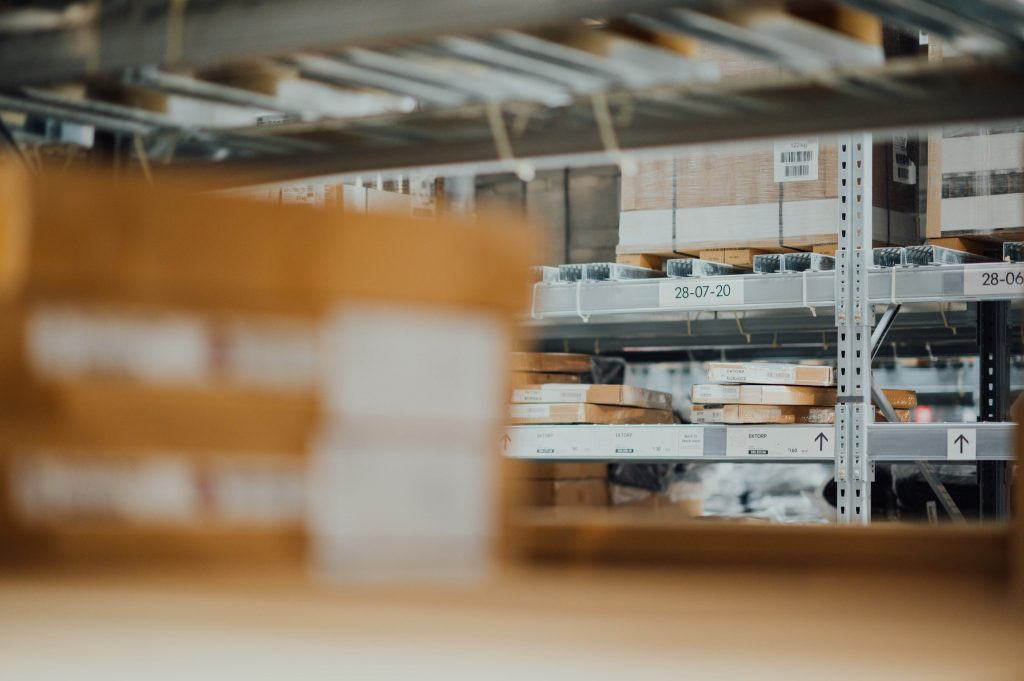 Warehouse - E-commerce